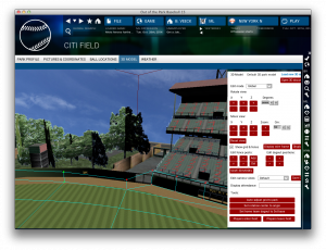 If only moving the fences in real life was as easy as it is in OOTP.