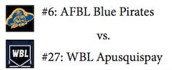 GCL AFBL V WBL
