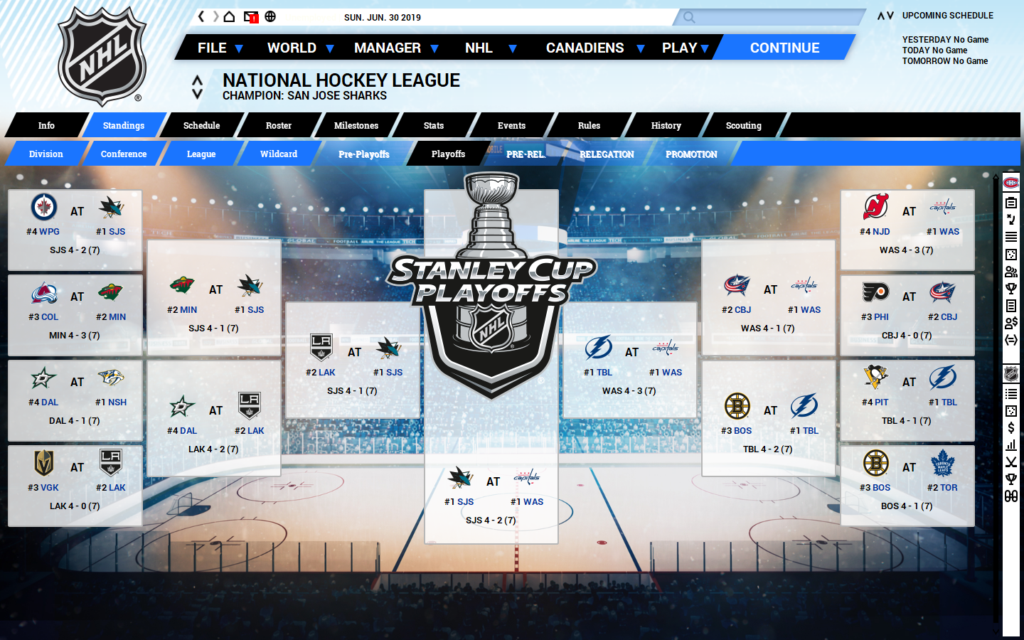San Jose Sharks forecast to win Stanley Cup, according to FHM 5